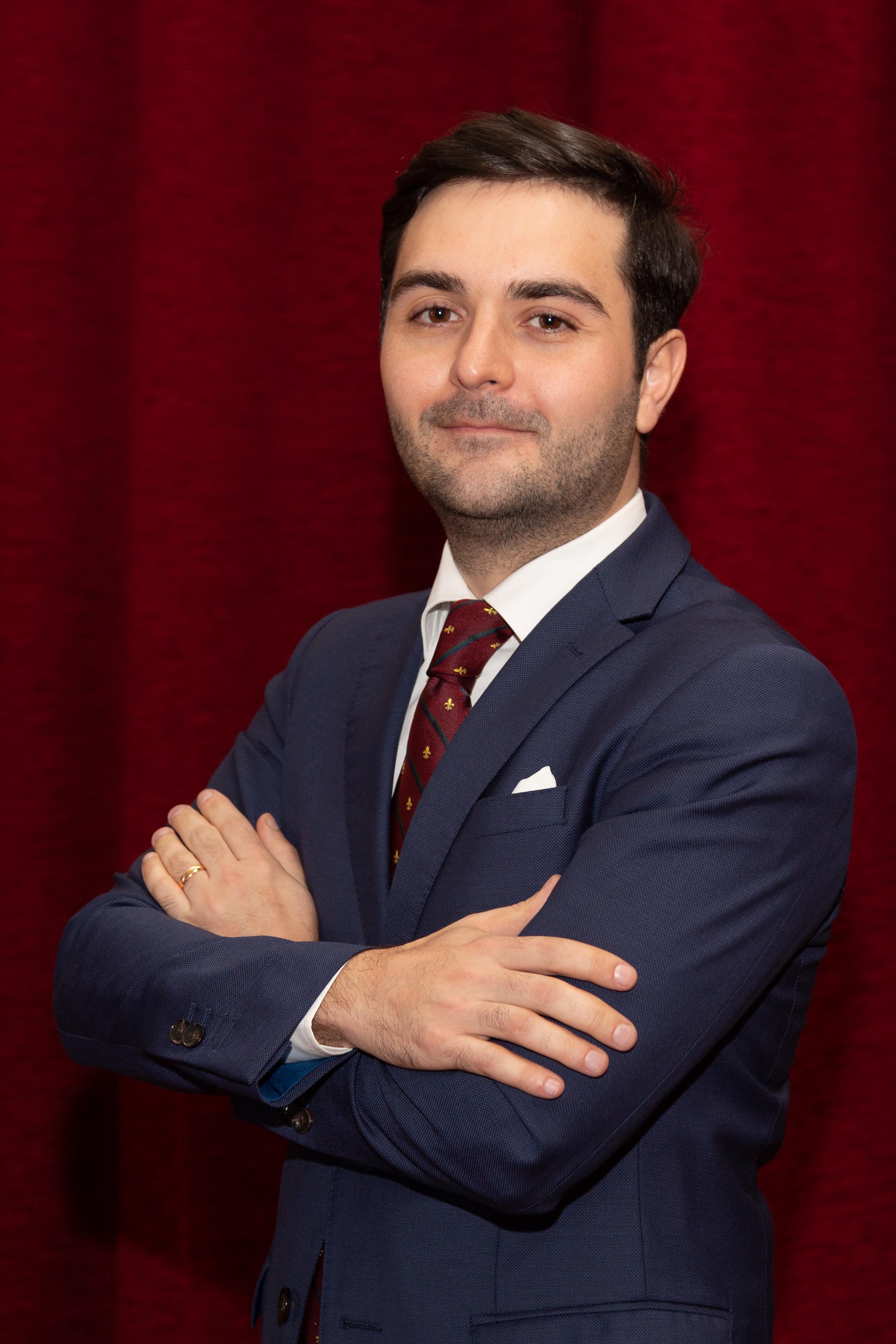Delber Bertin Pinto Gomes