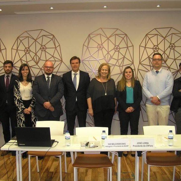 Apresentação de cumprimentos Direção Regional de Faro