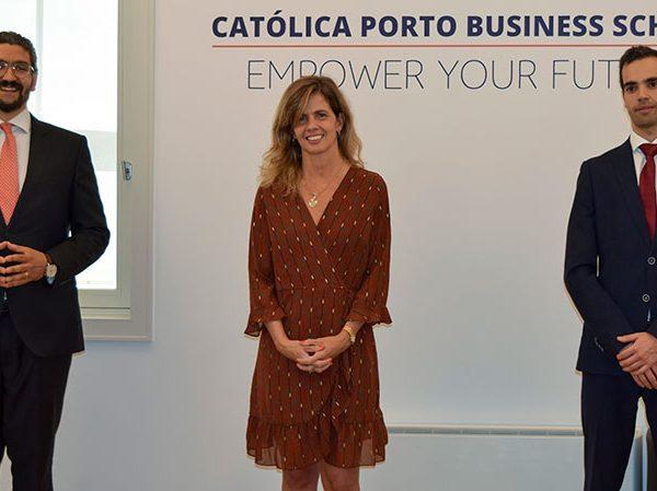 ANJAP assina protocolo de cooperação com a Católica Porto Business School